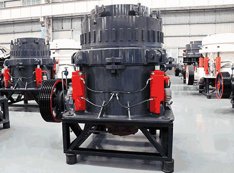Stone Crushijg Machine Multi Cylinder Hydraulic Vacuum Filter