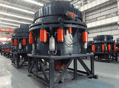 Capacity Of  Cone Crusher