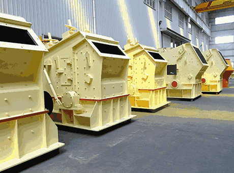 Feldspar Lumps Impact Crusher In China