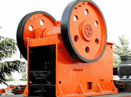Stamp Crusher Ore