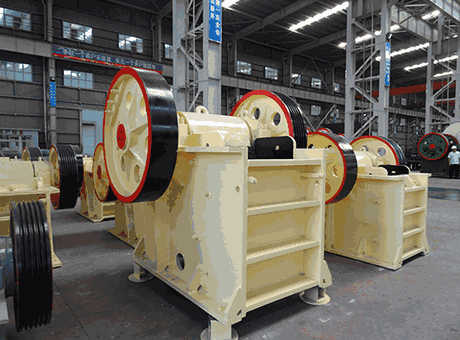 Jaw Crusher For Basalt Production Line