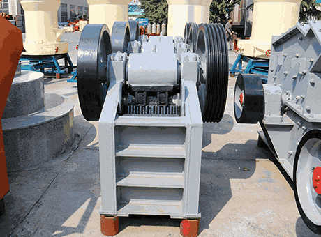 Used Parker Crusher Plant