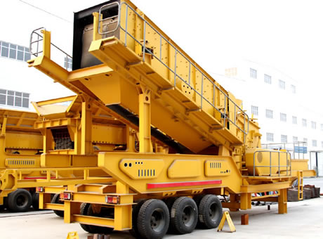 Small Scale Mobile Gold Crusher Price