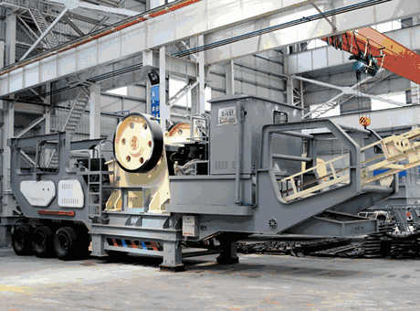 Need Portable Crushing Equipment