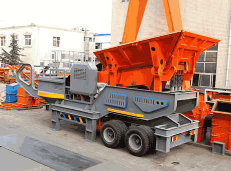 Mobile Crushing Unit Balikpapan