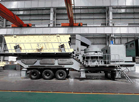 Mobile Crushing Plant Prices