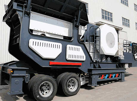 Price And Images Of A Mobile Crushing Plant For Quarrying