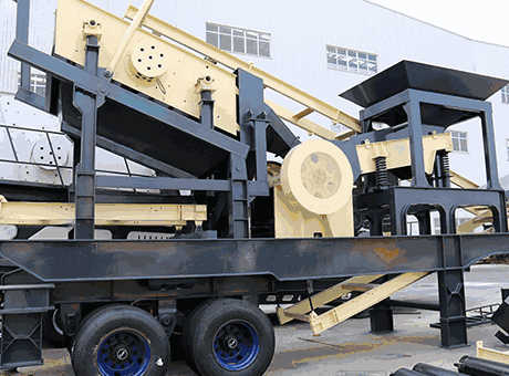 Mobile Mobile Stone Crusher Machine Used