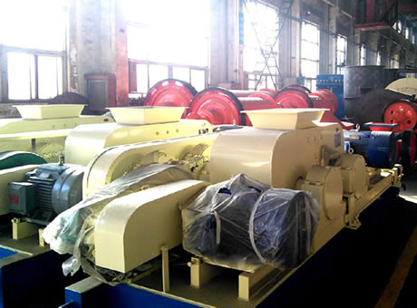 Double Roll Crusher Supplier In Germany